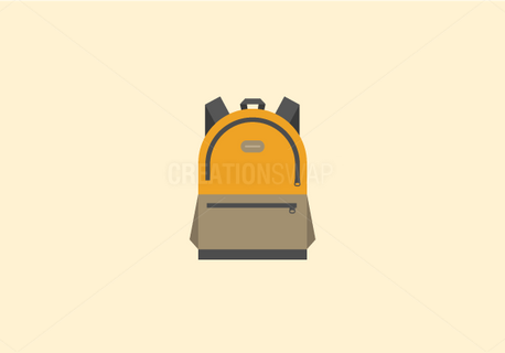 Backpack Vector (56346)