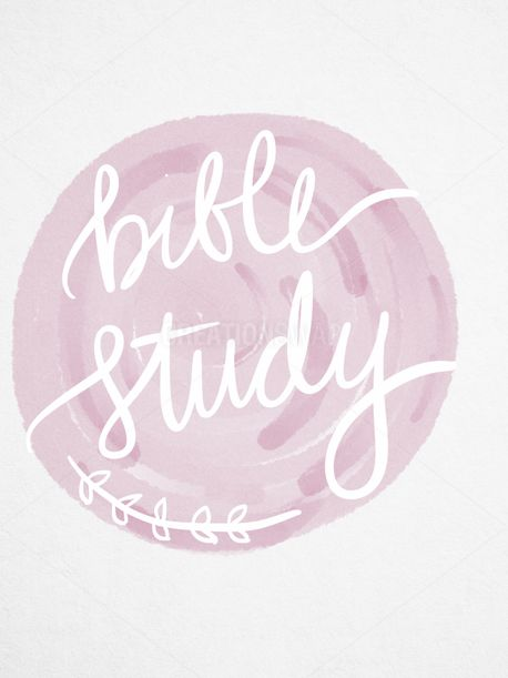 Bible Study (56510)