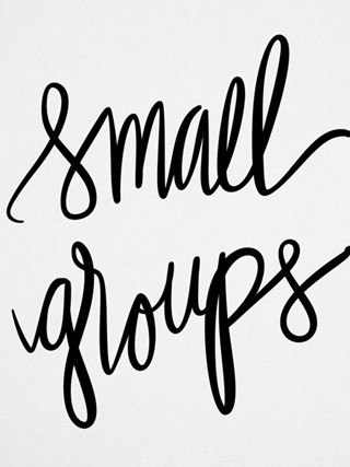 Small Groups Handwriting