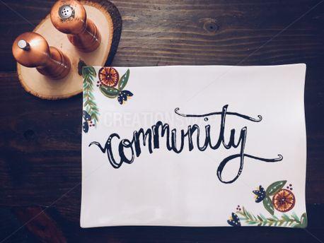 Community Table  (56551)