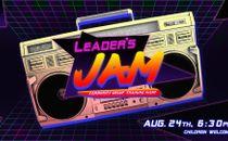 Leader's Jam 80s Theme Slide