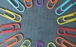 Colorful Paperclips (56621)
