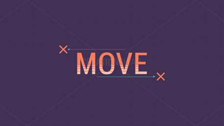 """Move"" Sermon Logo (56642)"
