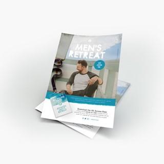 Men's Retreat Flyer