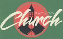 Back To Church Graphic Pack
