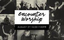 Encounter Worship Night Slide
