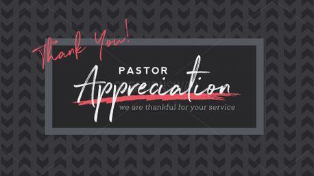 Pastor Appreciation (57500)