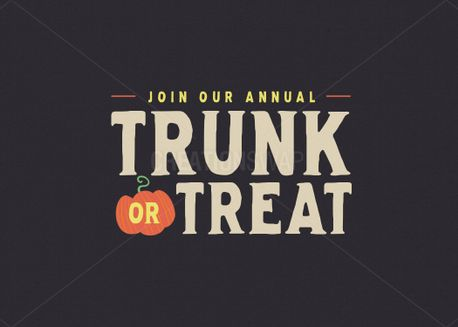 Trunk or Treat (57641)