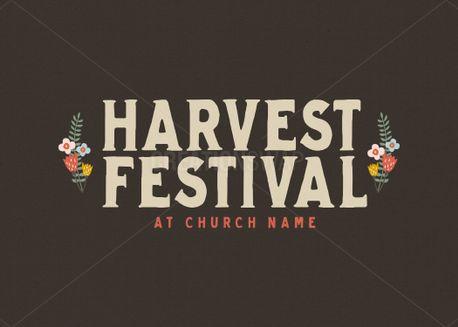 Harvest Festival (57642)