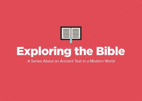 Exploring the Bible (57729)