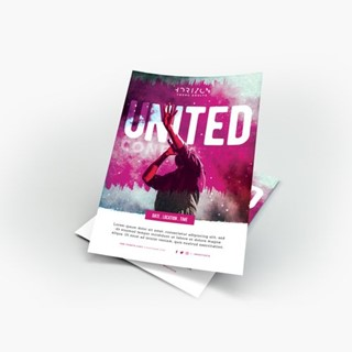 United Conference Flyer