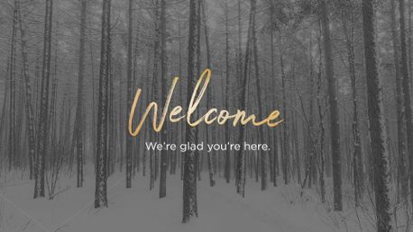 Winter Welcome (58172)