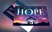 Christmas Hope Cantata Flyer