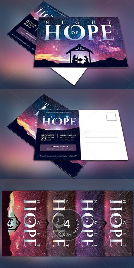Christmas Hope Cantata Flyer (58296)