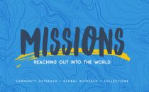 Missions Topography Map