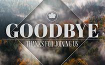 Fall Goodbye