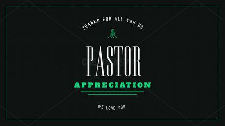 Pastor Appreciation Day (59002)