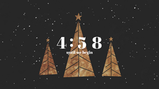 Christmas Trees Countdown