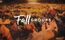 Fall Groups Slide