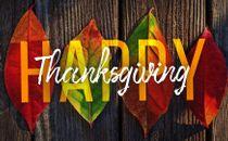 Thanksgiving Seasonal Slide