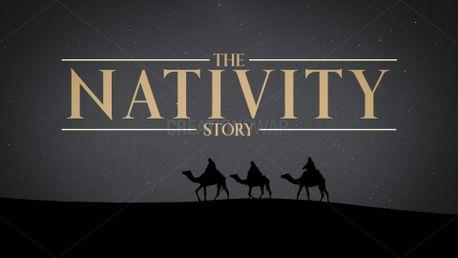 The Nativity Story Sermon Art (59277)