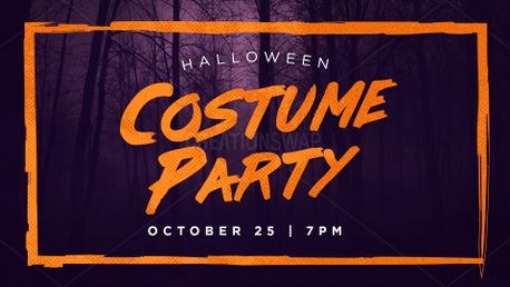 Costume Party Slide (59348)