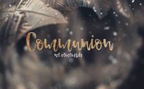 Christmas Snow Communion