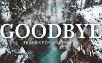 Winter Goodbye