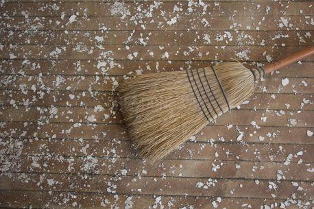 A broom (59603)