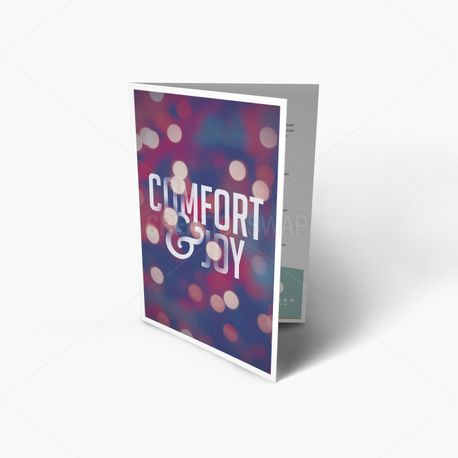 Comfort & Joy Bulletin (59672)