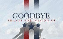 Veterans Day Goodbye
