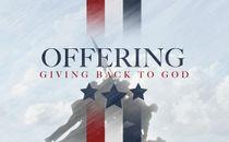 Veterans Day Offering