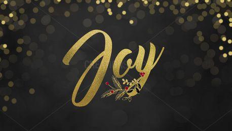 Joy Christmas Slides  (59946)