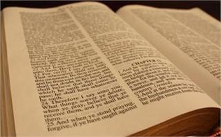 Mark 11:23 Bible