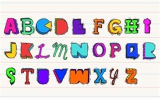 Sketchbook Text Glyphs