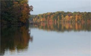 Fall lake 1