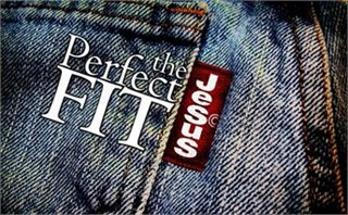 Jesus | the Perfect Fit