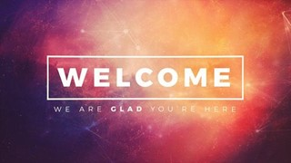 I am thankful welcome motion