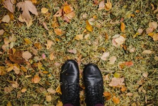 Walking on Leaves