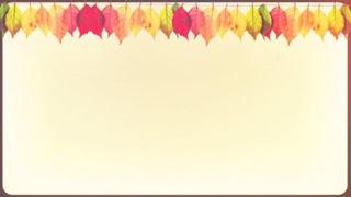 Thanksgiving Vol 2 Motion