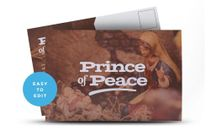 Prince of Peace Postcard