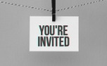 You're invited (60295)