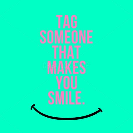 Tag someone (60342)