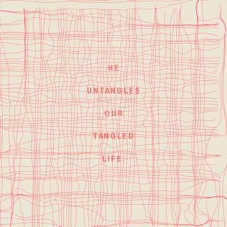 He untangles us