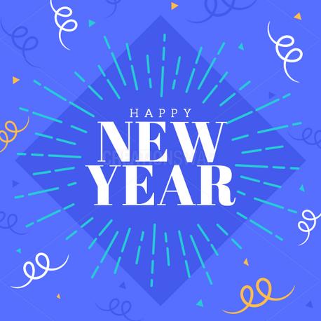 Happy New Year (60350)