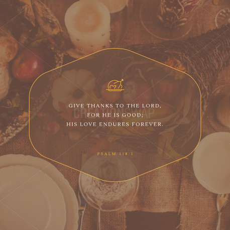 Give thanks to the Lord (60393)