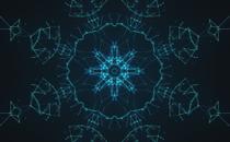 Snowflake Loop 4