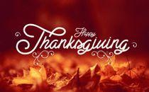 Thanksgiving Vol 3 Title