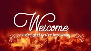 Thanksgiving Vol 3 Welcome