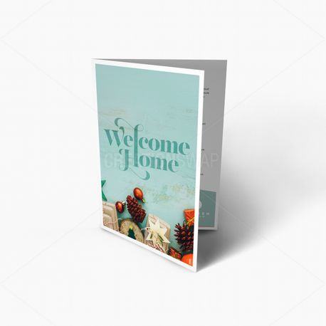 Welcome Home Bulletin (60537)